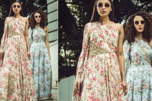Make summer stylish with floral trend