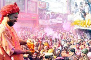 Holi Celebrations 2018: From common man to Yogi Adityanath