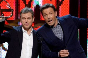 Matt Damon, Ben Affleck to support inclusion rider