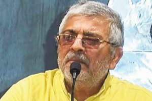 Suspended AAP MP Dharamvir Gandhi forms 'Punjab Manch'