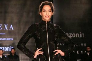 Nora Fatehi replaces Taapsee, Rakulpreet as the new face of beauty product