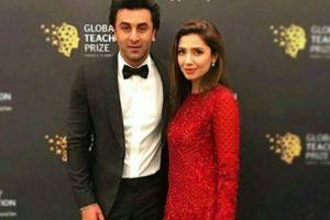Did Mahira Khan actually meet Ranbir Kapoor in London?