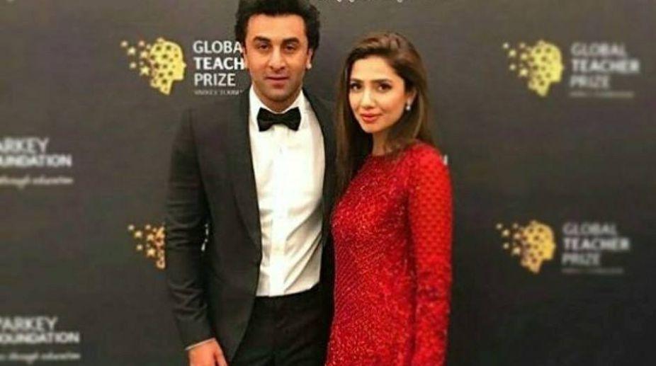 Did Ranbir Kapoor & Mahira Khan Meet in London?