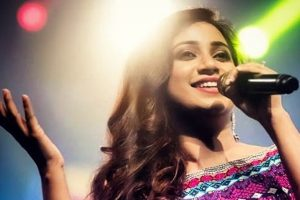 Shreya Ghoshal sings for web series