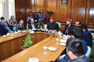 Afghan delegation visits Himachal Assembly