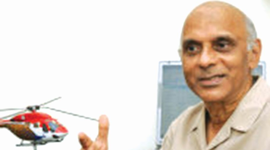 President and Founder of RWSI, Air Vice Marshal K Sridharan (Retired)