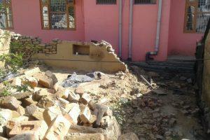 'HP govt violating law by evicting inhabitants'