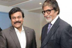 Amitabh Bachchan to make cameo in Chiranjeevi's 'Sye Raa…'