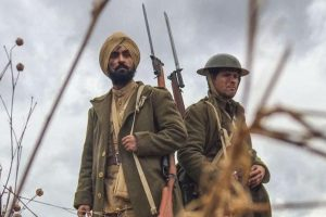 Diljit Dosanjh's 'Sajjan Singh Rangroot' opens on strong note overseas