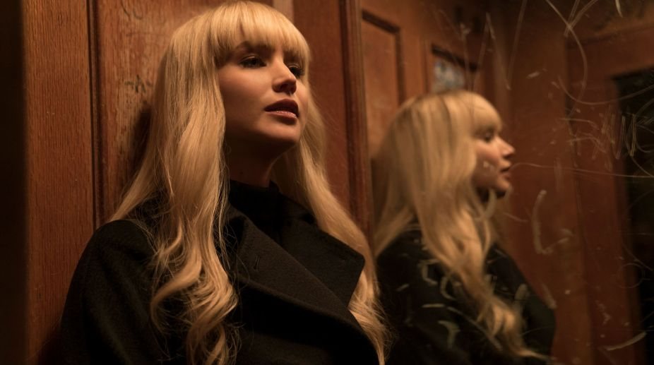 'Red Sparrow': An entertaining espionage drama