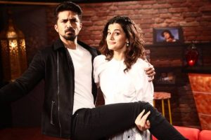 Saqib, Taapsee would hit each other after romantic scene