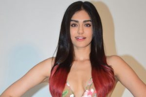 Adah Sharma happy to make singing debut with Tamil film