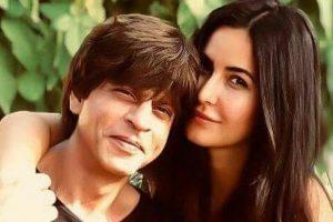 SRK's dark selfie disturbs Katrina Kaif