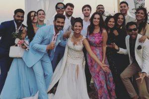 In pics: Rochelle-Keith exchange wedding vows in Tamil Nadu