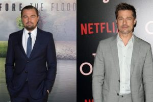 Pitt joins DiCaprio in Tarantino's film