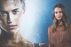Vikander felt inspired by 'Tomb Raider' games