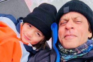 Photos: Shah Rukh Khan's trip to Alps with his 'li'l big' skier AbRam