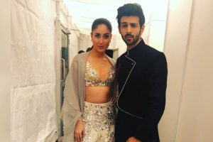 Kartik Aaryan confesses his crush on Kareena Kapoor Khan