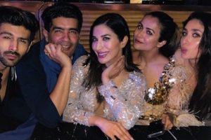 After confessing crush, Kartik parties with Kareena, Amrita, Sophie