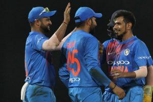 Nidahas Trophy: Sri Lanka post 152/9 vs India
