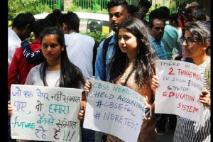 CBSE paper leak case: Over 60 people questioned; hunt on for leak source