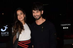 Shahid names B-Town actor Mira would've dated if they were not married