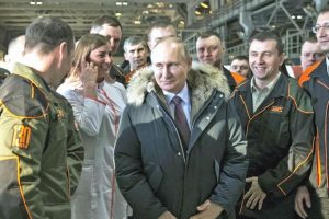 Putin's peculiar brand of roulette
