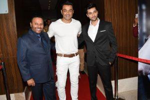 Treated Utkarsh as actor, not son in 'Genius': Anil Sharma