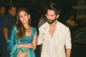 Mira Rajput once threw Shahid Kapoor out of house