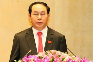 Vietnam President arrives in Delhi on three-day visit