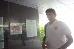 Prasad resigns from junior national selection committee