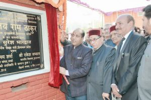 HP to set up Cluster varsity in Mandi district: Jai Ram