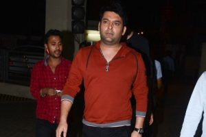 Kapil Sharma low: Comedian abuses web journalist