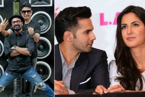 Katrina Kaif, Varun Dhawan team up for Remo D'Souza's 'ABCD 3'
