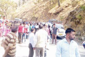 Bus falls into gorge in Almora, 13 killed