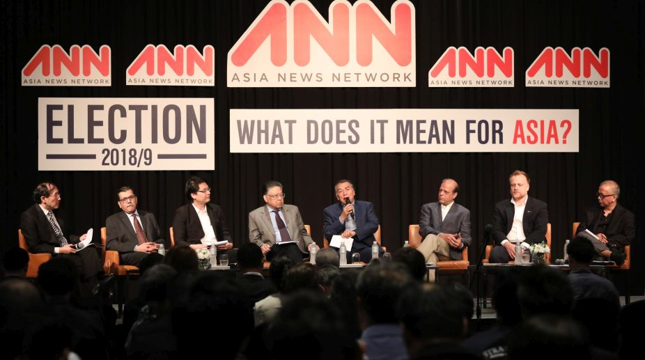 ANN Election 2018-19 conference