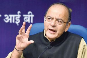 7.7 % growth firmly establishes India as fastest-growing economy: Arun Jaitley