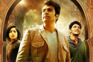 Abir Chatterjee's suspense thriller poster will psych you up