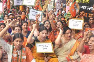 BJP accuses TMC of exploiting Hindu sentiments by organising Ram Navami
