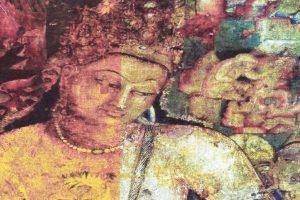 Buddhist cave art