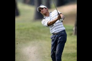 Ajeetesh Sandhu's best-placed Indian on Day 1 of Indian Open, Grillo leads