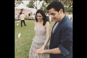 Celebrities dazzle at Akash-Shloka's engagement party