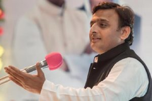 Akhilesh raises pitch for polling through ballot paper, says EVMs threat to democracy