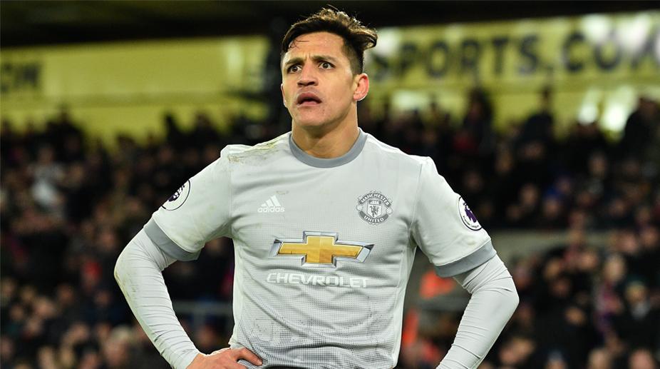 brand new 5017e b4a17 Jose Mourinho explains why Alexis Sanchez has struggled at ...