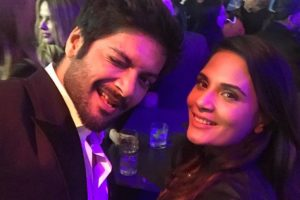 In pictures | Ali Fazal, Richa Chadha spotted together at Pre-Oscar party