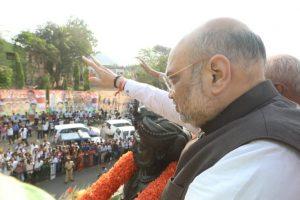 Amit Shah accuses Siddaramaiah govt of ignoring Dalits, tribals