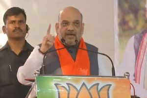 Amit Shah attacks Congress, says it has no 'internal democracy'