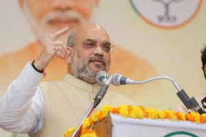 Congress petitions EC against Shah, Yeddyurappa