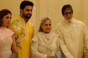 Amitabh Bachchan, Abhishek's heartfelt posts on Shweta's birthday