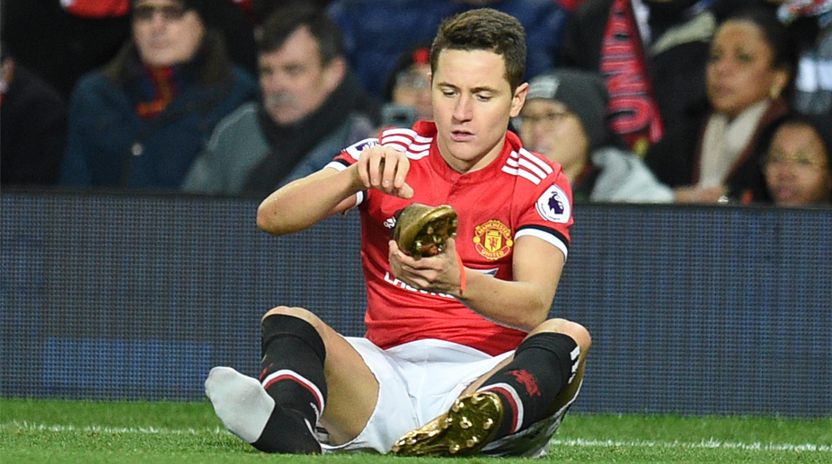 Ander Herrera, Manchester United F.C., Premier League